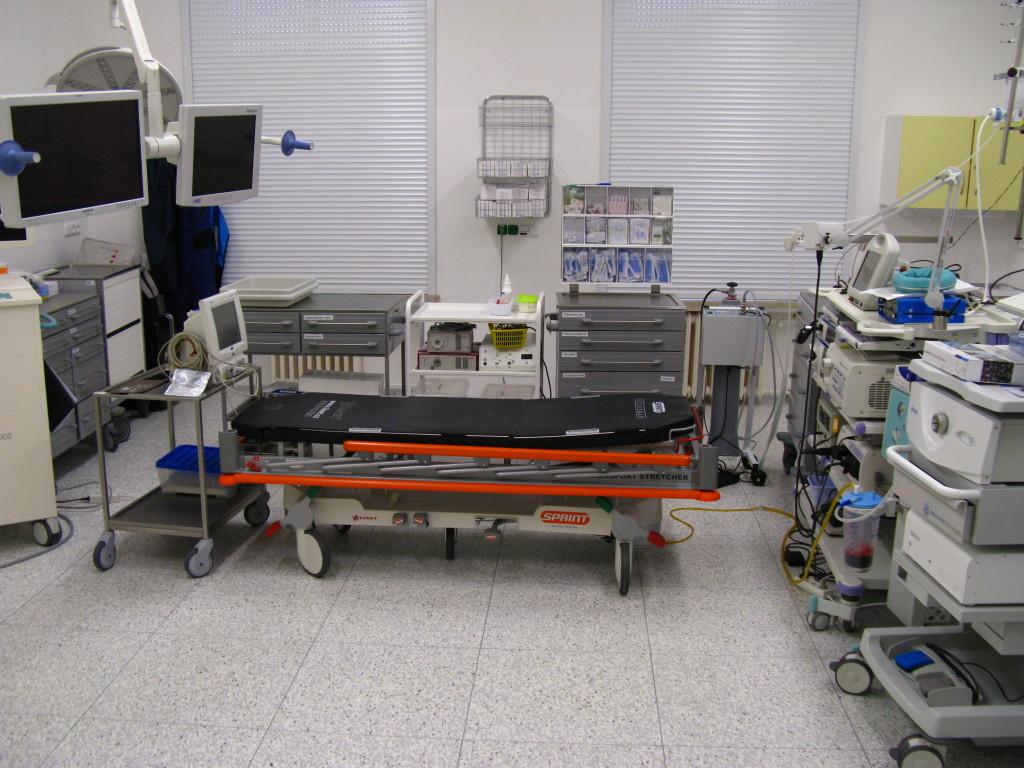 Centrum plicní endoskopie - bronchoskopie